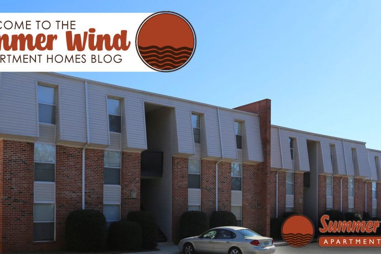 Welcome to the Summer Wind Apartment Homes Blog
