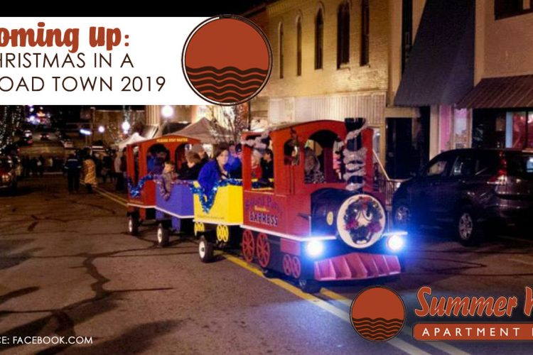 Coming Up: Christmas in a Railroad Town 2019