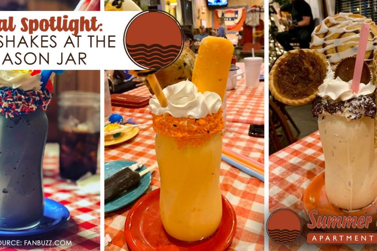 Local Spotlight: Milkshakes at the Mason Jar