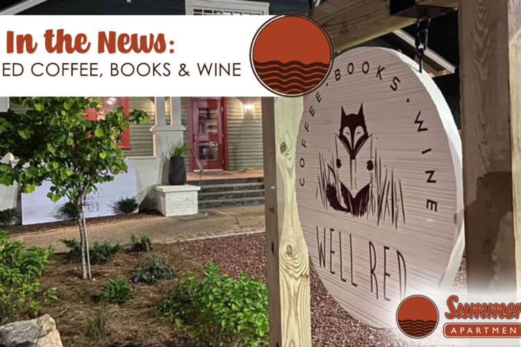 In the News: Well Red Coffee, Books & Wine