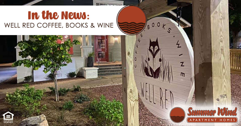 Well Red Coffee, Books, & Wine