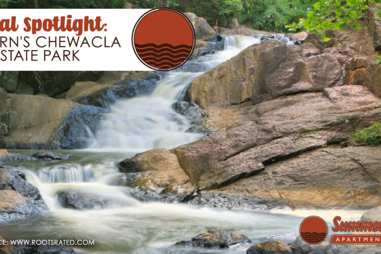Local Spotlight: Auburn's Chewacla State Park