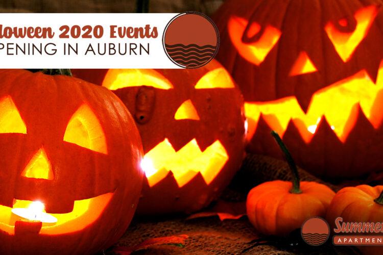 5 Halloween 2020 Events Happening in Auburn