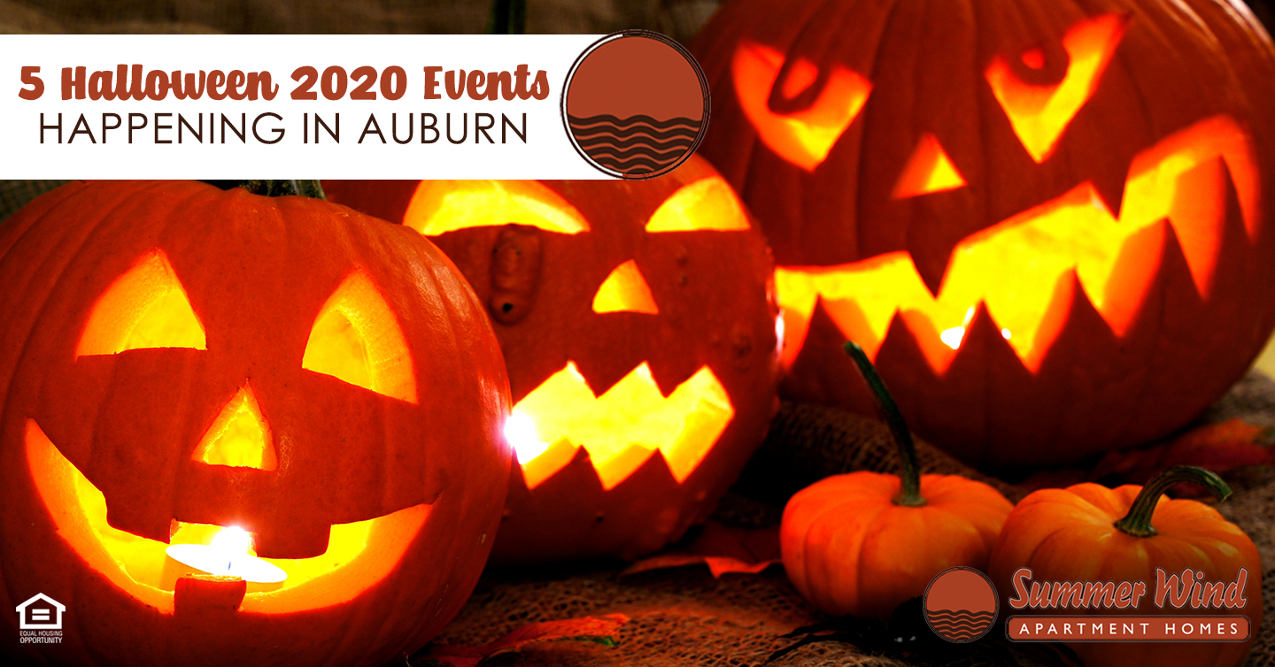 Halloween 2020 Events Happening in Auburn