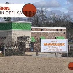 Whataburger in Opelika